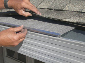 Gutter Guards near Houston